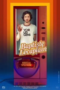 baptiste lecaplain -  humour - spectacle - 2022